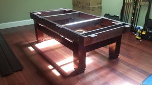 Correctly performing pool table installations, Seguin Texas