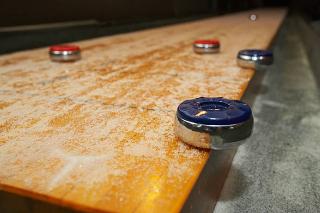 SOLO® Shuffleboard Movers Seguin, Texas.